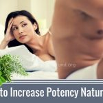 How to Increase Potency Naturally?